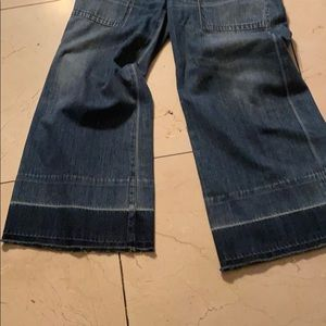 Citizens Of Humanity Jeans - Citizens of Humanity wide leg cropped jeans 👖 27